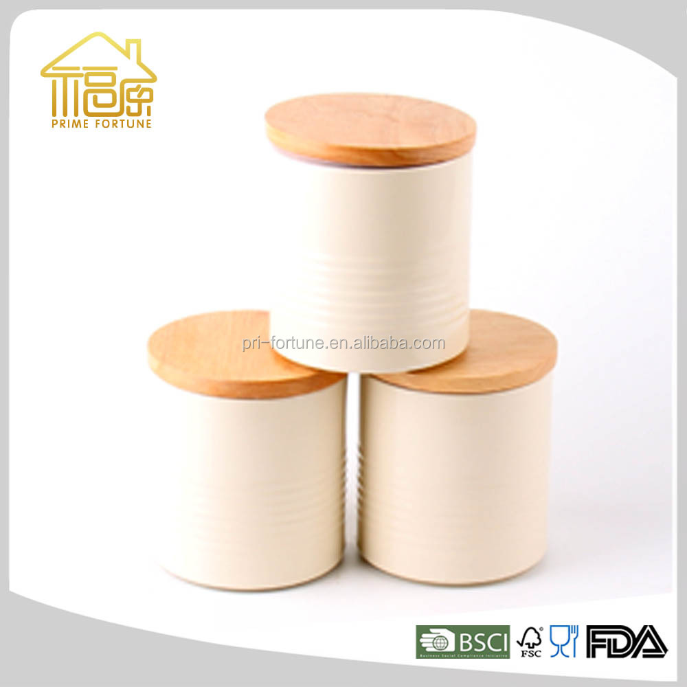 New Design foldable storage box,bamboo canister set,water canister