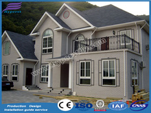 New Technology Low cost luxury Prefabricated Villa House for family housing