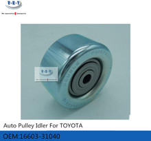 16603-31040 Auto Pulley Idler For TOYOTA