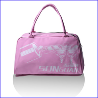 Wholesale China supplier practical travel duffle sports fitness gym bag