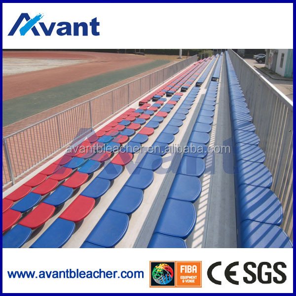 Anly school,stadium,theater,arena,multi-purpose used public stadium bleacher,sports stadium seat