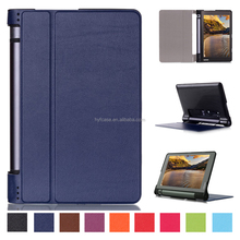 For Lenovo yoga tab3 850F case, stand flip cover tablet leather case For Lenovo yoga tab3 850F