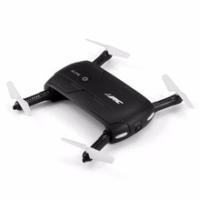 JJRC H37 2.4G 6 Axis 4CH Foldable Mini Selfie Drone 2MP HD WiFi Camera Headless Mode Pocket RC Quadcopter