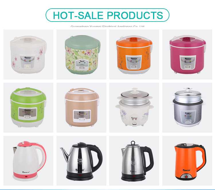 Simple operation kitchen equipment industrial deluxe multifunction non-stick coating national induction electric rice cooker