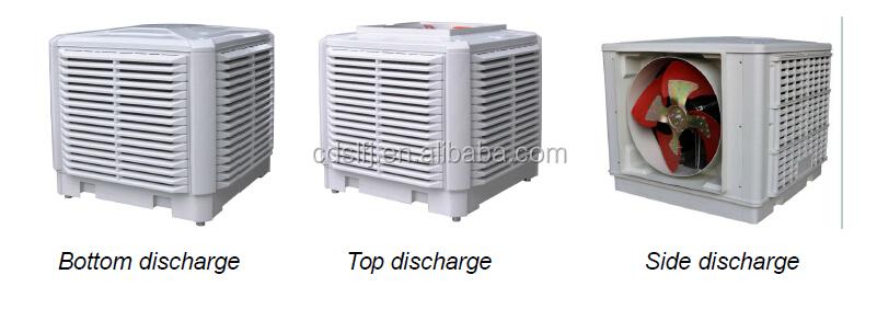Indirect Evaporative Cooler : Dubai air rooftop evaporative cooler indirect