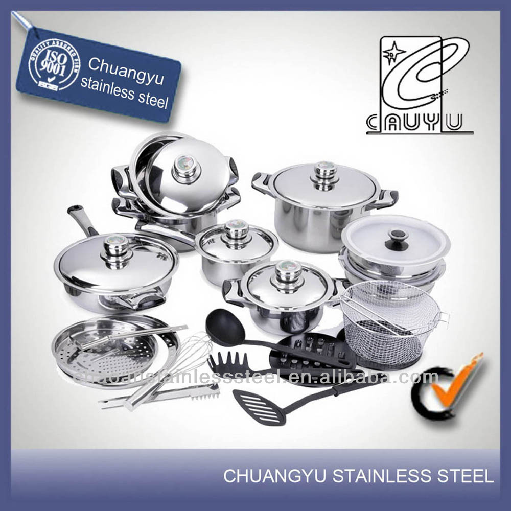 stainless steel hot new products for 2014 children's cookware