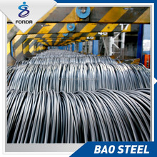 Brand new high carbon hot rolled steel wire rod