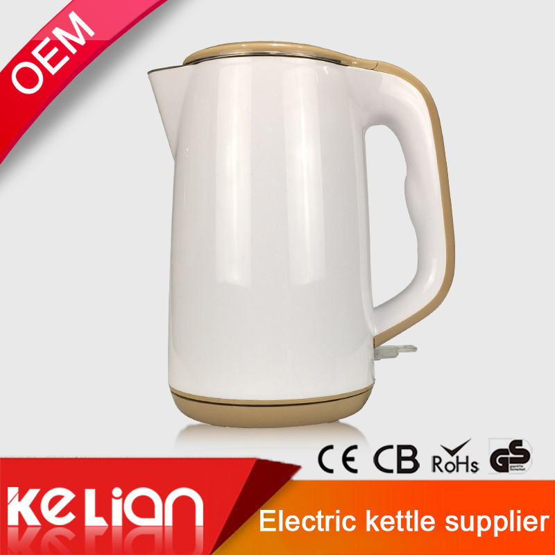 1.2L mini cute stainless steel electric tea kettle cordless electric kettle model lg-818