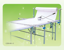 Cloth cutting machine garment pattern cutting table