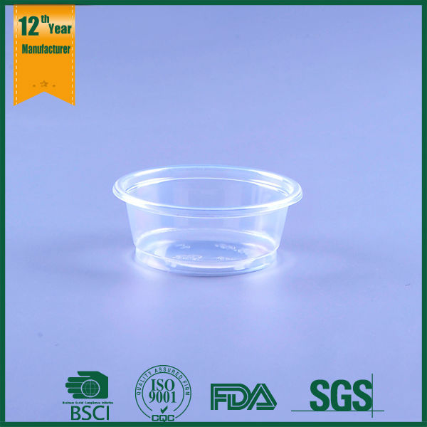 tea cup and sauce,plastic portion cup,sauce cups