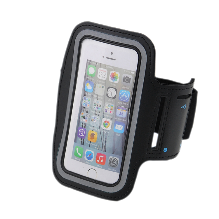 Mobile phone accessories ,Armband factory cheap classic neoprene sports armband for iphone 7