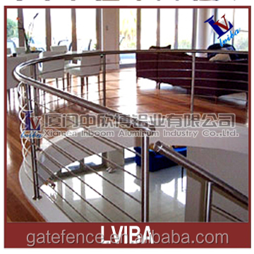 stainless steel railing parts and stainless steel railing accessories
