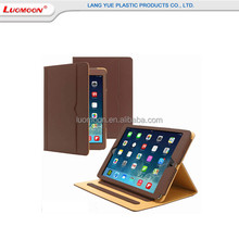 "For Samsung T377V/8"" tablet PC leather case customized foldable case bulk buy from China"