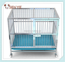 Large steel Dog cage Stainless steel square tube cage