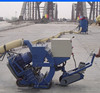 ROPW series CE approved ,sandblasting machine,movable Road shot blasting equipment