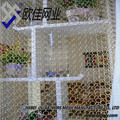 China factory supply stainless steel decorative chain curtain mesh