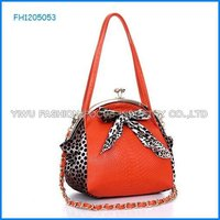 2012 Hot sale pu fashion lady tote bags(FH1205053)