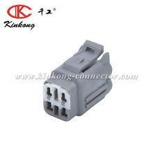 4 pin Sumitomo female waterproof auto electrical wire connector 6189-0372 automotive crimp plug