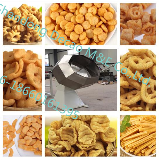 stainlesss steel Small Potato Chips Production Line