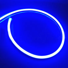 Super low price series Project specific IP65 Outdoor Blue LED Neon Flex with Ce RoHS Approval Uniform Lighting