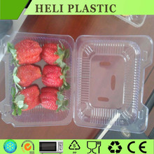 fruit container plastic clear