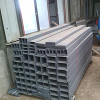 Made in china hot dipped galvanized cable tray, cable tray prices sizes , cable tray system ladder rack for Manufacturers