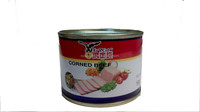 halal Canned corned beef in tin cans