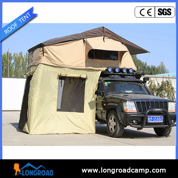 Luxury Camping Roof Top Tent 4x4 Offroad For Sale