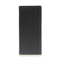 luxury men's designer top layer leather wallets