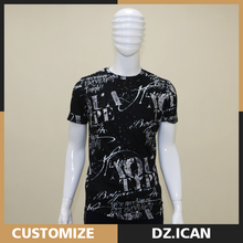 Made In China Sublimation Design Custom T Shirts For Sale
