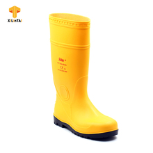 Low Price PVC Work Safety Mining Boots