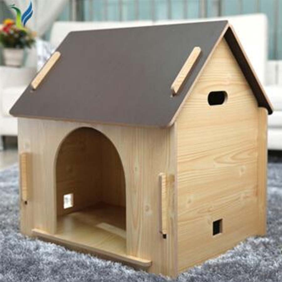 Eco-Friendly wooden dog house