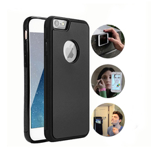Magical Anti gravity Nano Suction Anti-gravity Case Cover for iphone7 plus case mobile phone cover