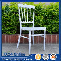 Aluminum napoleon chairs chateau chair for sale