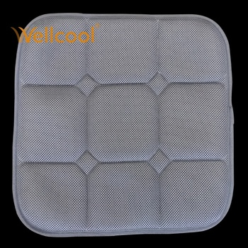 breathable washable 3d chair cushion spacer fabric cooling seat