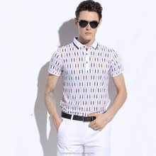 India and Mexico Bulk Cheap Wholesale Men Polo Custom T Shirt Printing