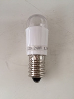 T20 PC 1.3w Led Indicated Refrigerator Light Bulb