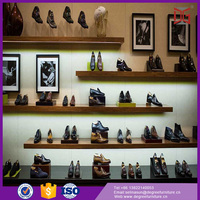 Brand Sport Shoe Store Fixtures Furniture Stand Display
