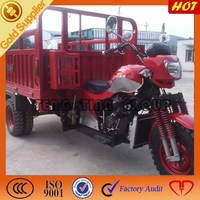 motorized tricycle for cargo/three wheel motorcycle/high quality auto rickshaw for rauby