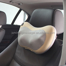 Car Pillow Electrical Rotate Clockwise and Counterclockwise Heating kneading Neck <strong>Massager</strong>
