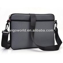 removable strap neoprene shoulder bag for Samsung Galaxy Note PRO 12.2