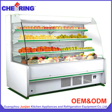 vegetables cold storage vegetable showcase vegetable cooler