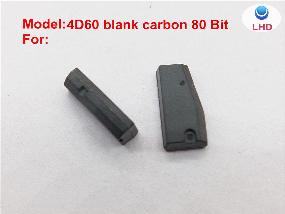 Discount 4D60 Transponder Chip Carbon 4D60 CHIP for New Toyota 80 Bit
