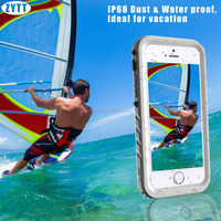 strong protect waterproof blu cell phone cases for iphone 5 5S SE