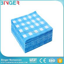 Best High quality Eco-friendly Nonwoven Mesh Cleaning Wash Cloths