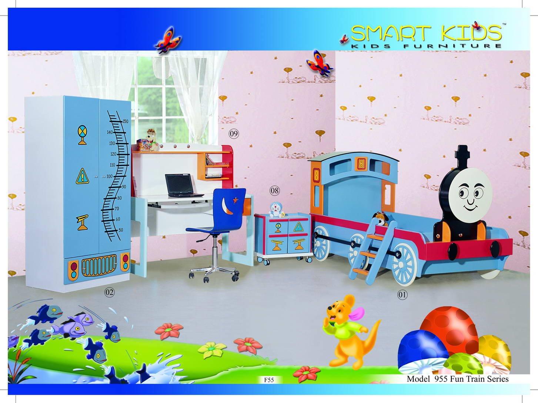 Thomas camera da letto mobili letto per bambini id - Mobili per bambini ...