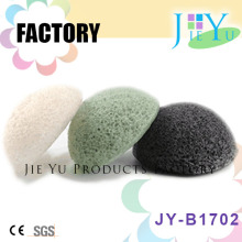 Natural Soft Cleaner Konjac Facial Sponge Wholesale 2016