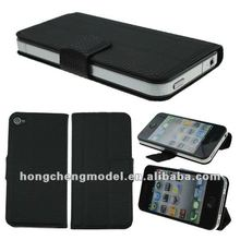 Guoer Magnetic Adsorption Multifunction Folio Smart Accessories for IPhone 5