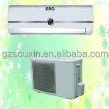 high efficiency split type air conditioner 1.5hp