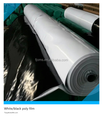 Hydroponics UV stabilized black white poly sheeting for greenhouse covering